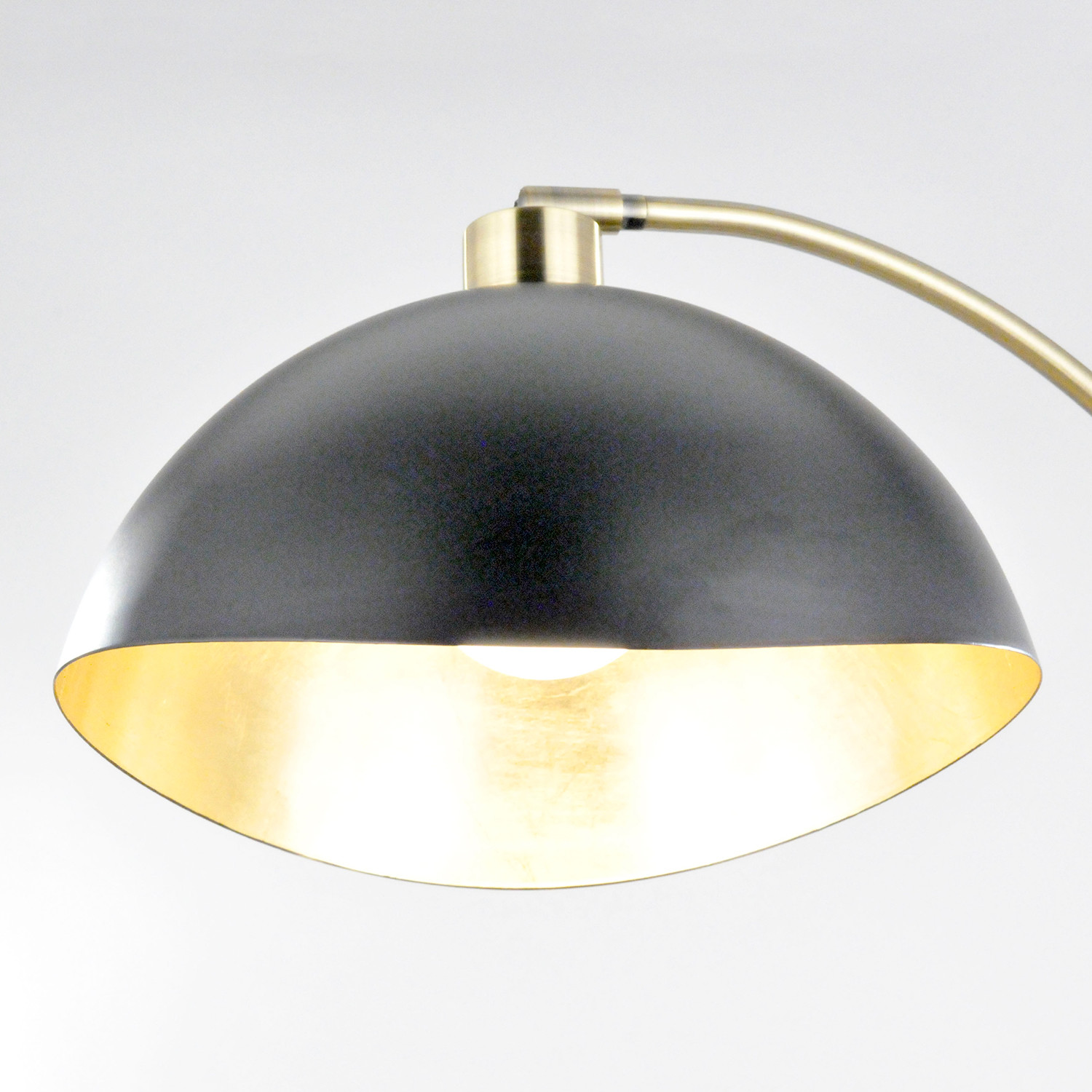 Luna Bella // Table Lamp (Weathered Brass)