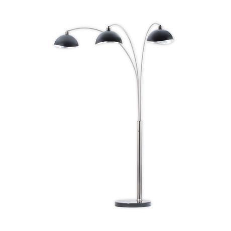 Luna Bella Three Light // Arc Lamp
