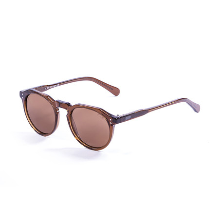 Cyclops // Dark Brown Transparent