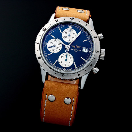Breitling Chronograph Automatic // A1302 // c. 2000s // Pre-Owned