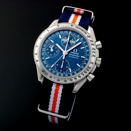 Omega Speedmaster Sport Automatic // 35205 // c. 2000s // Pre-Owned