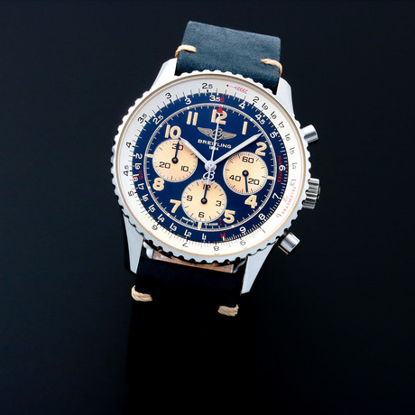 Breitling Chronograph Automatic // A3002 // c. 1990s // Pre-Owned