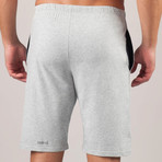Knit Sleep Short // Metro Grey Heather (S)