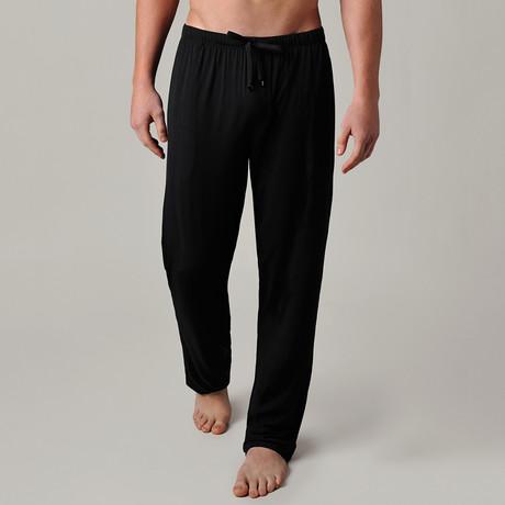 Luxury MicroModal Sleep Pant // Black