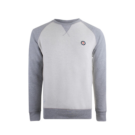 Target Sweat Crew // Heather Grey (M)