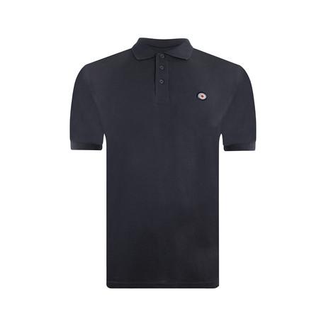 Target Polo Shirt // Dark Gray (XS)