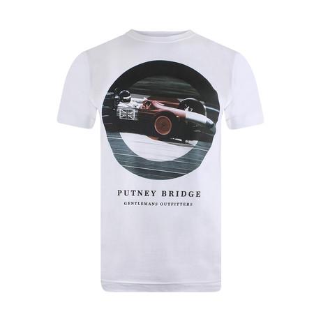 Grand Prix T-Shirt // White