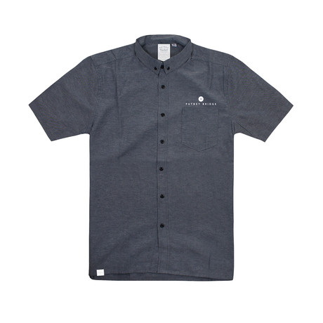 Button Logo Grey (XS)
