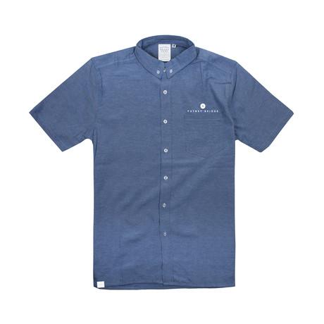 Button Logo Blue (XS)
