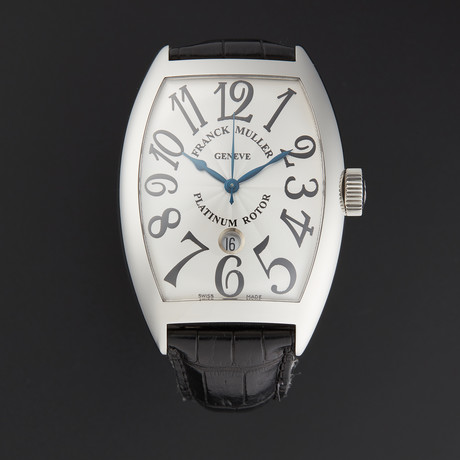 Franck Muller Cintree Curvex Automatic // 9880 SC DT // Store Display