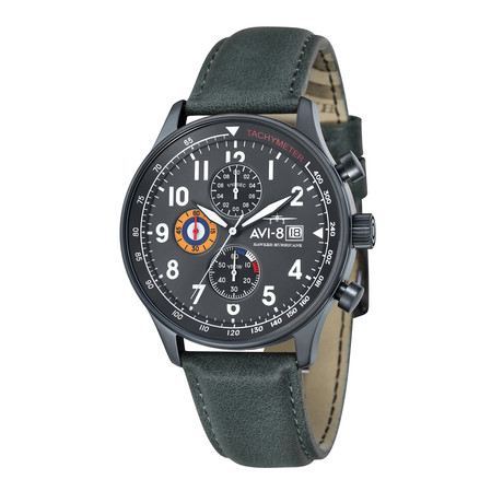 Avi-8 Hawker Hurricane Quartz Chronograph // AV-4011-0D