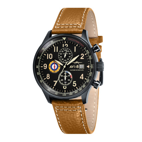 Avi-8 Hawker Hurricane Quartz Chronograph // AV-4011-06