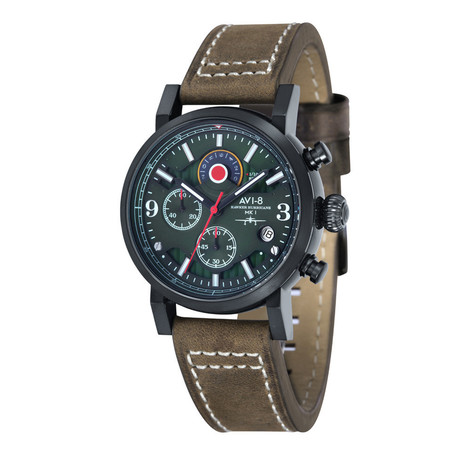 Avi-8 Hawker Hurricane Chronograph Quartz // AV-4041-04