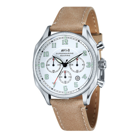 Avi-8 Supermarine Seafire Chronograph Quartz // AV-4025-01