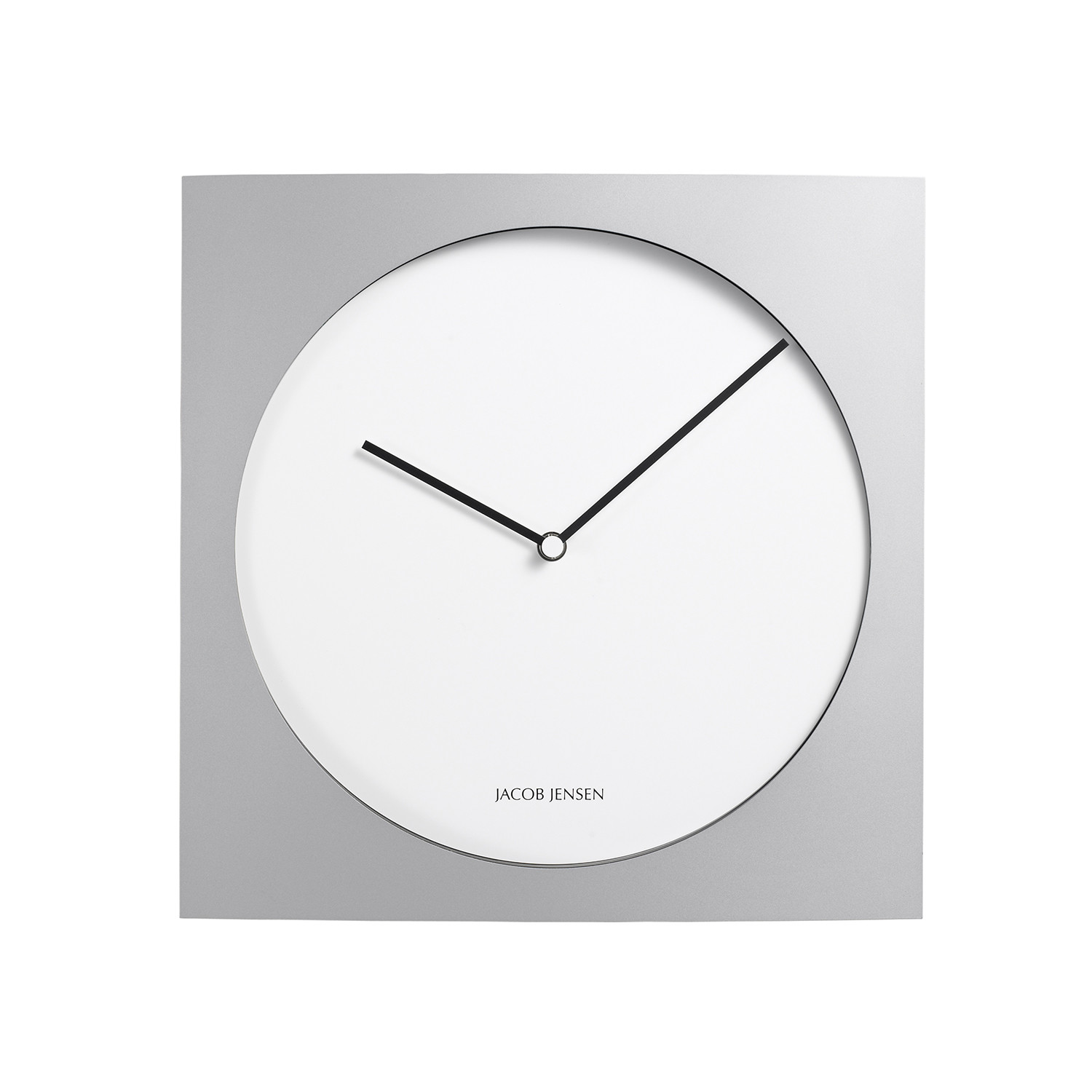 jacob jensen wall clock 319 jacob jensen touch of. Black Bedroom Furniture Sets. Home Design Ideas