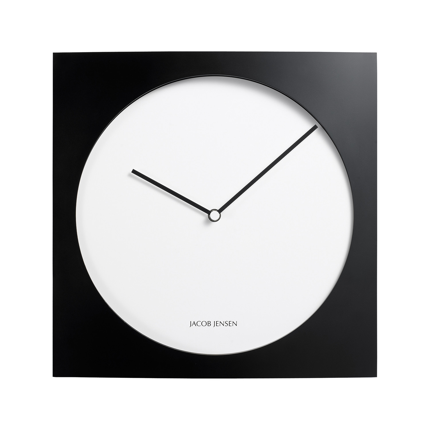 jacob jensen wall clock 320 jacob jensen touch of. Black Bedroom Furniture Sets. Home Design Ideas