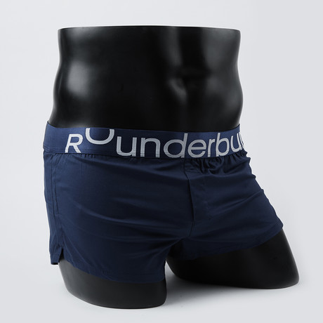 Loose Lift Boxer // Navy Blue (S)