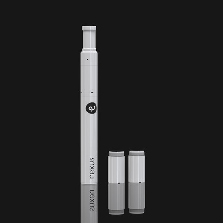 Nexus Vape Pen // Pearl White