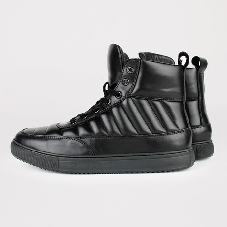 Caution Hi-Top Sneaker // Black (US: 10)