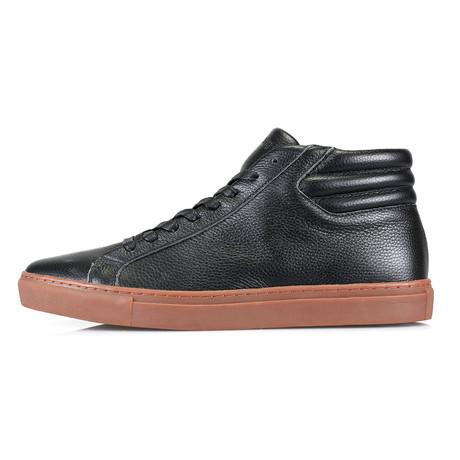 SWJ 5 Mid-Tip Sneaker // Black (US: 7)