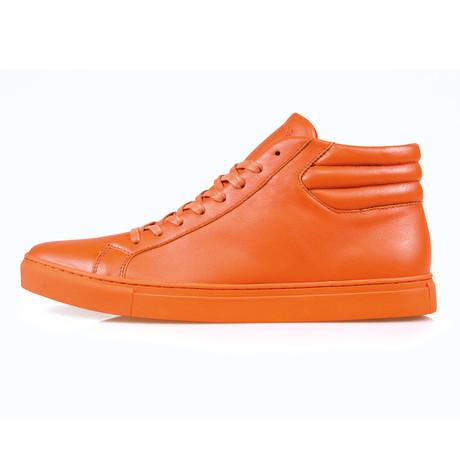 SWJ 5 Micro Mid-Tip Sneaker // Orange (US: 7)