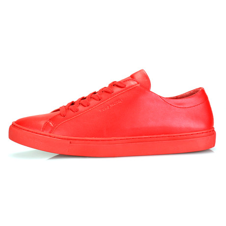SW Micro Low-Top Sneaker // Red (US: 7)