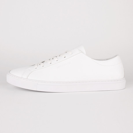 Low-Top Classic Sneaker // White (US: 7)