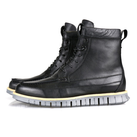 Trekur Boot // Black (US: 7)