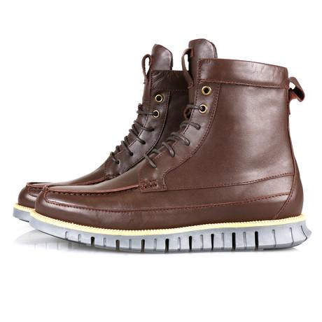Trekur Boot // Brown (US: 7)