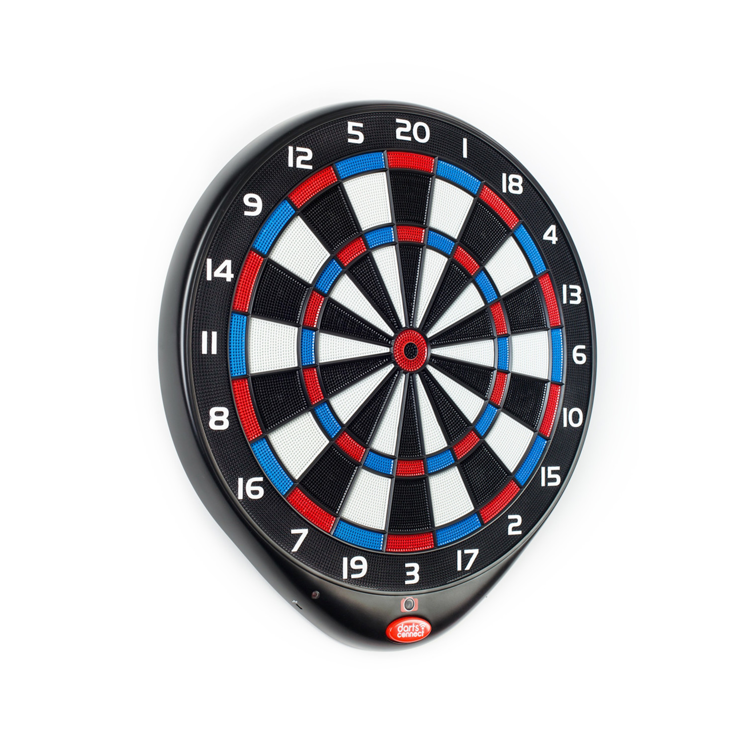Smart Dartboard // Black