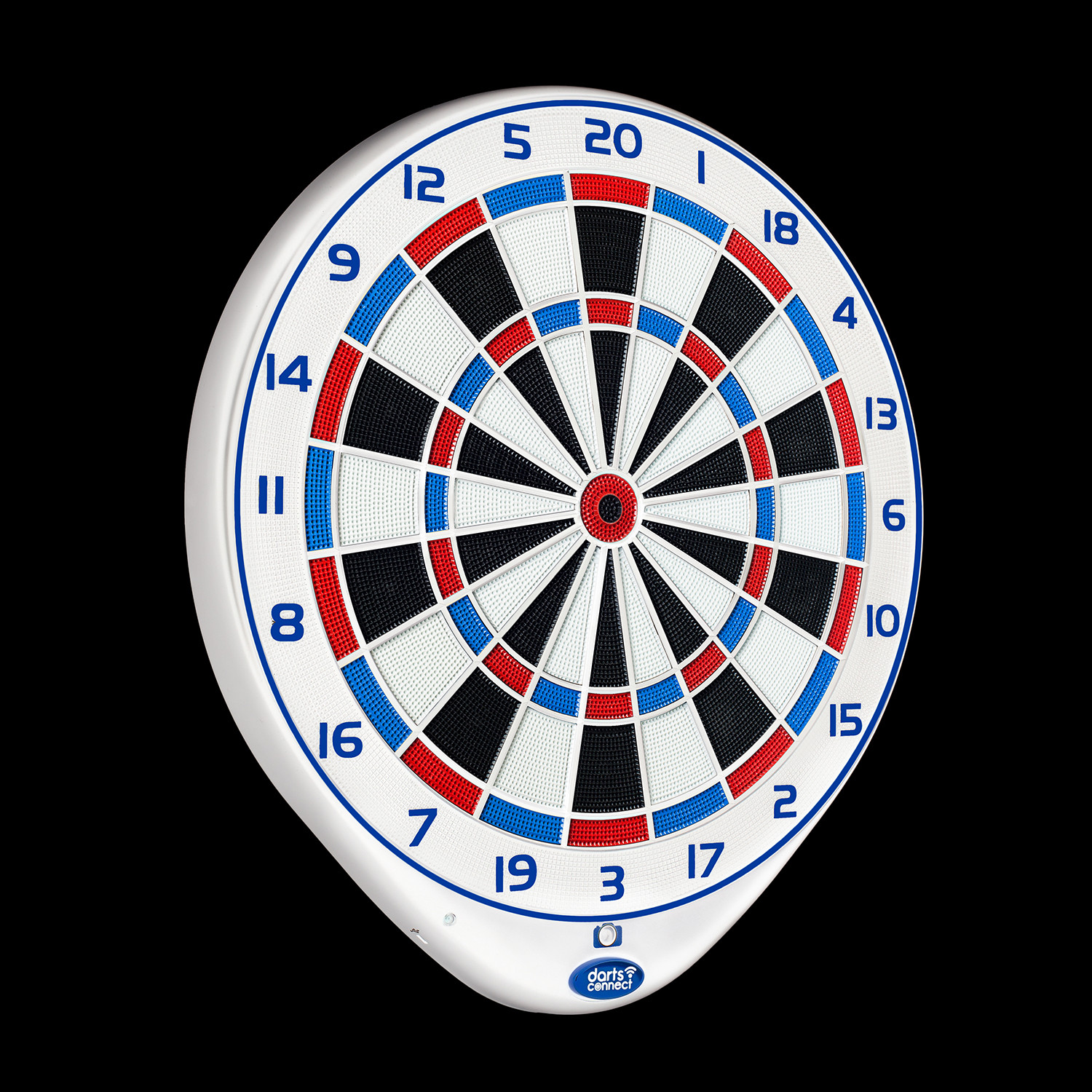 Smart Dartboard // White