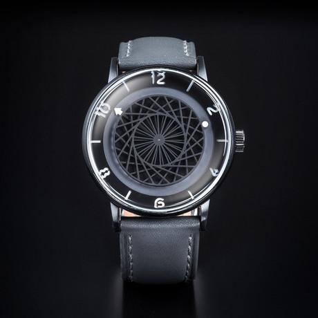 Gravity Alpha Black Automatic // GT124BKGR