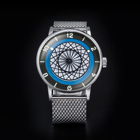 Gravity Alpha Blue Vein Automatic // GT124BLSS