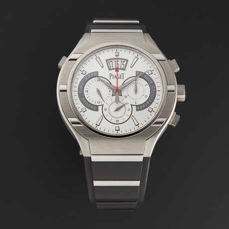 Piaget Polo Forty Five Chronograph Automatic // G0A34001 // Store Display