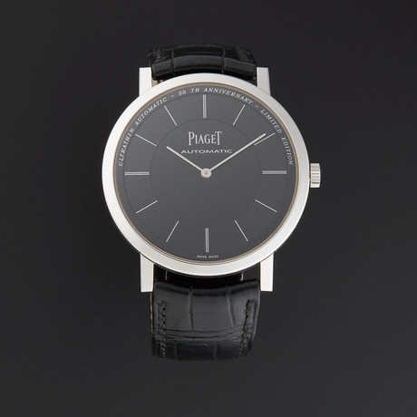Piaget Altiplano XL 50Th Anniversary Automatic // G0A35133 // Store Display