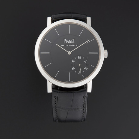 Piaget Altiplano XL Automatic // G0A37126 // Store Display