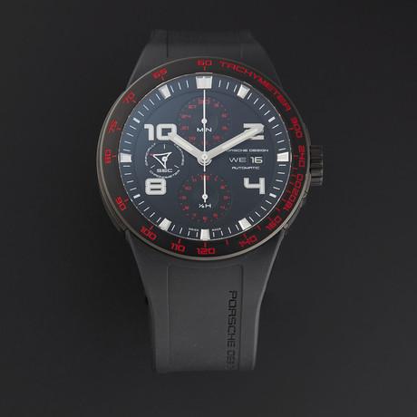 Porsche Design Flat Six Chronograph Automatic // 6340.4343.169 // Store Display