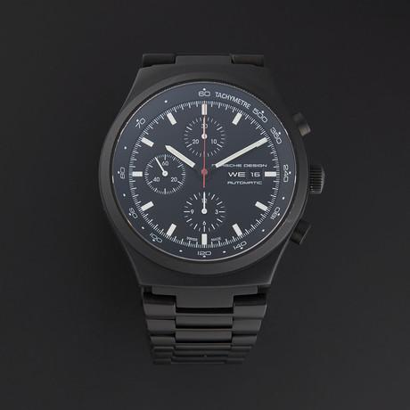 Porsche Design Heritage Chronograph Automatic // 6510.4341.0272 // Store Display