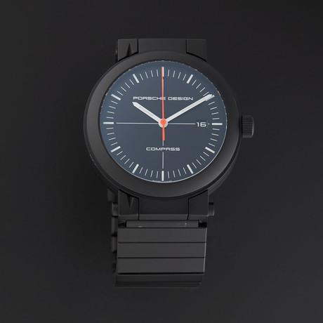 Porsche Design Compass Automatic // 6520.1341.0270HN // Store Display