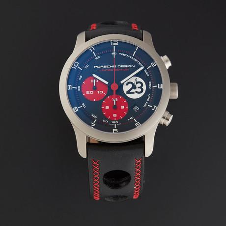 Porsche Design Dashboard Chronograph Automatic // 6612.1148.234 // Store Display