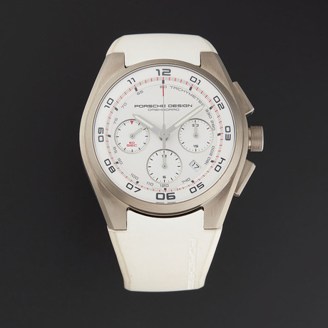 Porsche Design Dashboard Chronograph Automatic // 6620.1166.1239 // Store Display