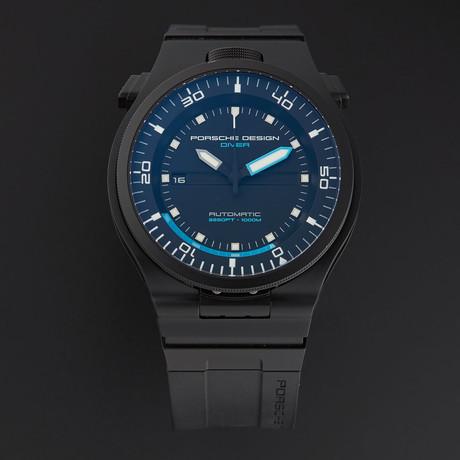 Porsche Design Diver Automatic // 6780.4543.1218 // Store Display
