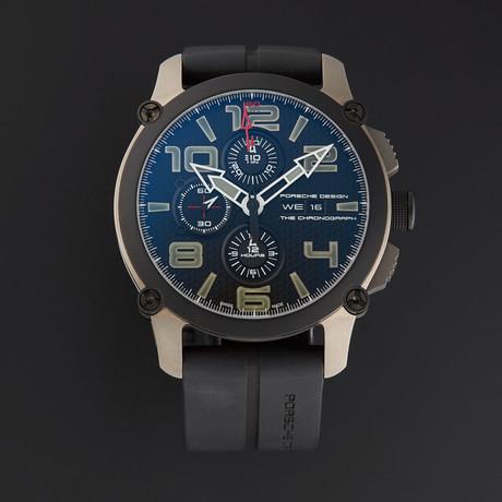 Porsche Design Indicator Chronograph Automatic // 6930.2143.201 // Store Display