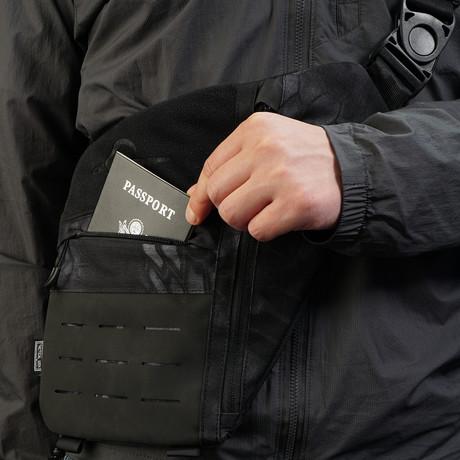 Cache L1 // Stealth Side Bag // Left Shoulder