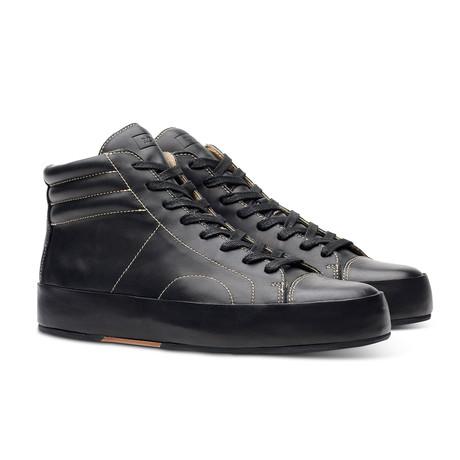 Eighty Six // Black Leather