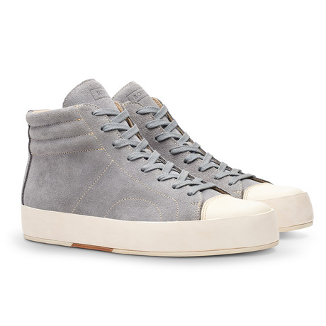 Eighty Six // Gray Suede (US: 7)