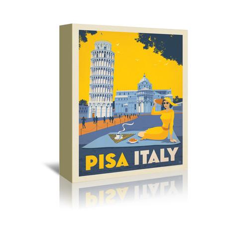 "Pisa, Italy (5""W x 7""H x 1""D)"