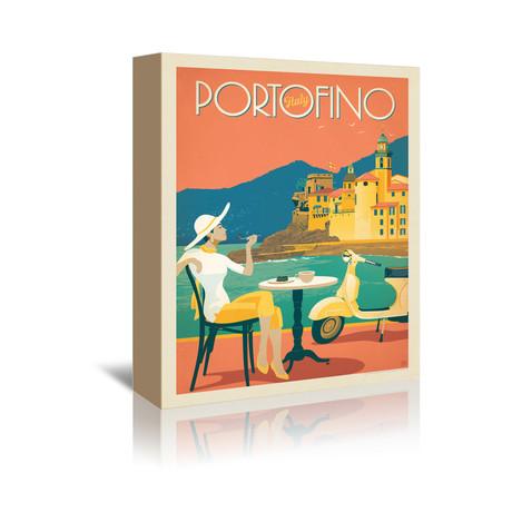 "Portofino, Italy (5""W x 7""H x 1""D)"