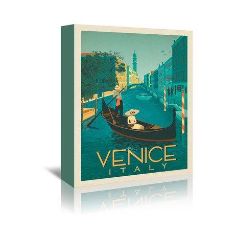 "Venice, Italy (5""W x 7""H x 1""D)"