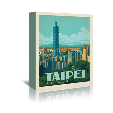 "Taipei, Taiwan (5""W x 7""H x 1""D)"